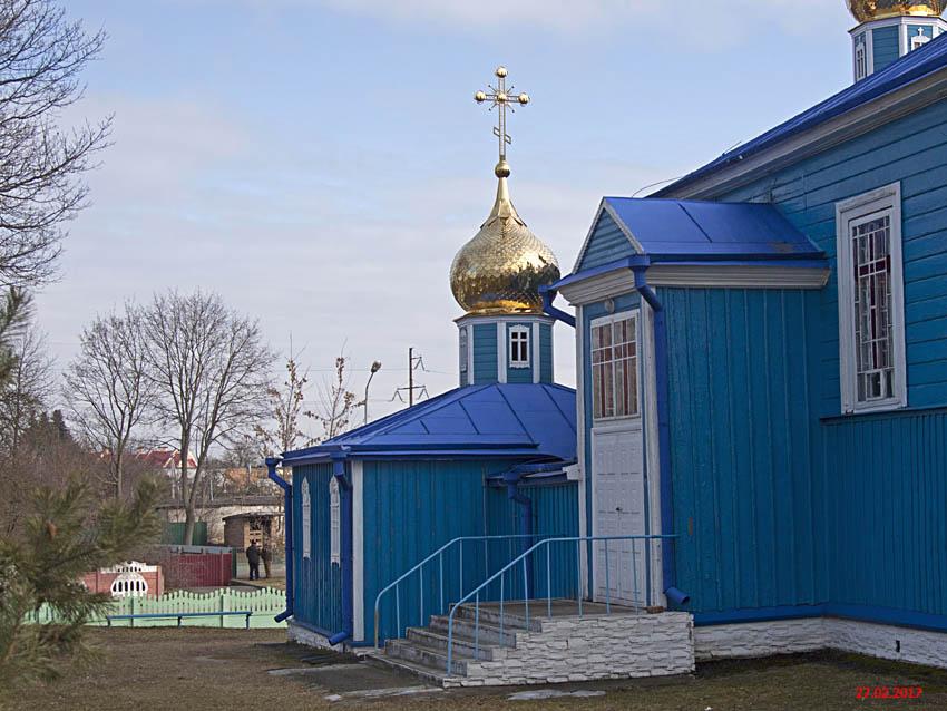 Церковь Петра и Павла, Кобрин