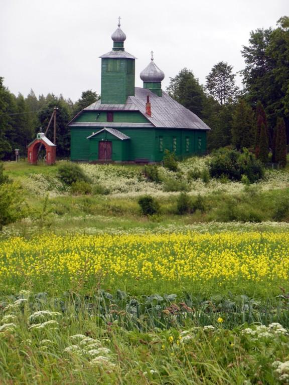 Моленная Покрова Пресвятой Богородицы и Димитрия Солунского, Кривошеево