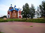 Церковь Казанской иконы Божией Матери - Быньги - Невьянский район - Свердловская область