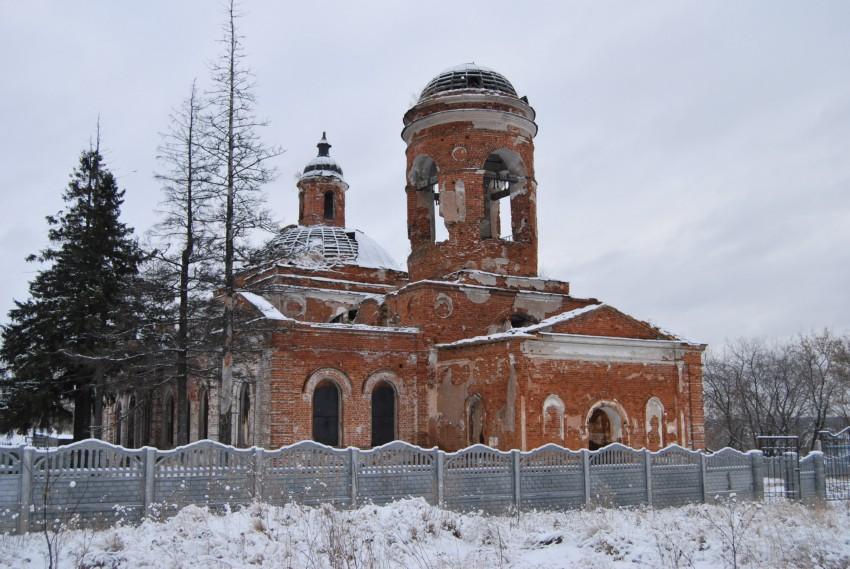 Церковь Георгия Победоносца, Камышево