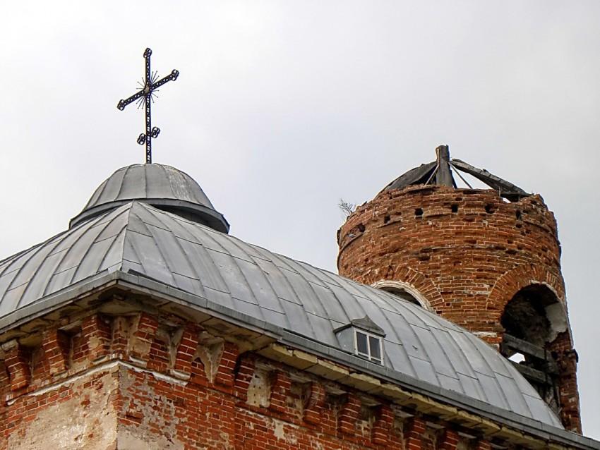 Церковь Флора и Лавра, Пирогово