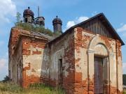 Церковь Рождества Христова - Потаскуева - Каменский район - Свердловская область