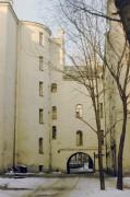 Церковь Казанской иконы Божией Матери на бывшем подворье Вышневолоцкого Казанского монастыря - Санкт-Петербург - Санкт-Петербург - г. Санкт-Петербург
