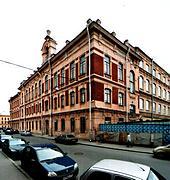 Церковь Иверской иконы Божией Матери при Женском педагогическом институте - Санкт-Петербург - Санкт-Петербург - г. Санкт-Петербург