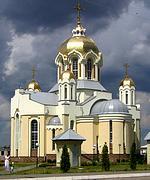 Кафедральный собор Илии Пророка - Россошь - Россошанский район - Воронежская область
