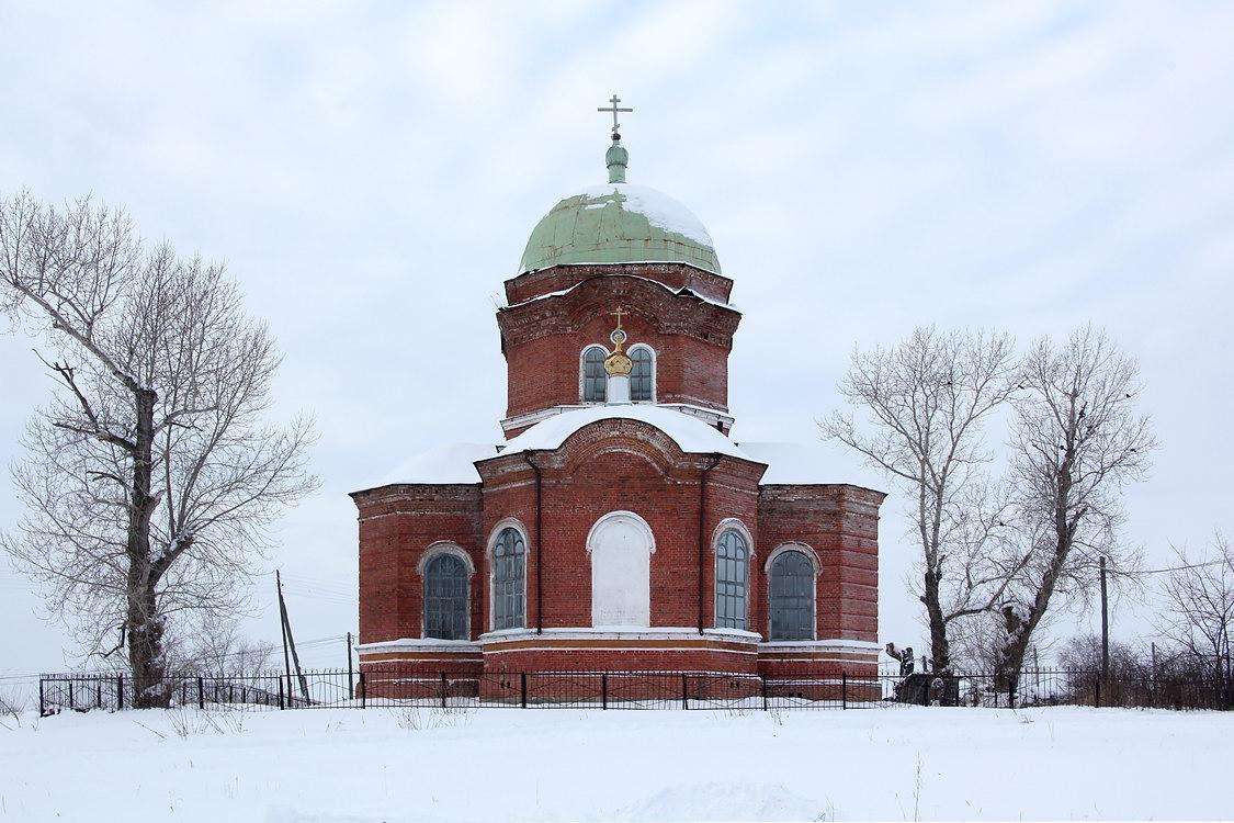 Церковь Троицы Живоначальной, Шутихинское