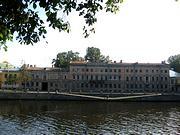 Церковь Александра Невского при Адмиралтейском Императора Петра Великого госпитале - Санкт-Петербург - Санкт-Петербург - г. Санкт-Петербург