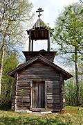 Часовня Казанской иконы Божией Матери - Кашалиламба - Суоярвский район - Республика Карелия