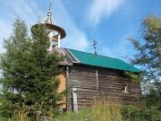 Часовня Василия Великого - Нинисельга - Суоярвский район - Республика Карелия