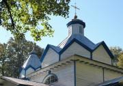Церковь Троицы Живоначальной - Савостьяны - Погарский район - Брянская область