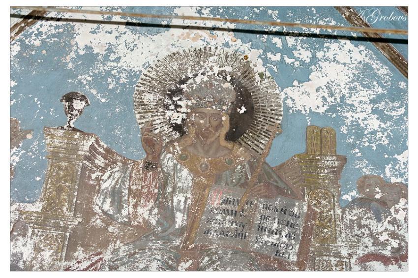 Церковь Казанской иконы Божией Матери, Брянцево (Петропавловский погост)
