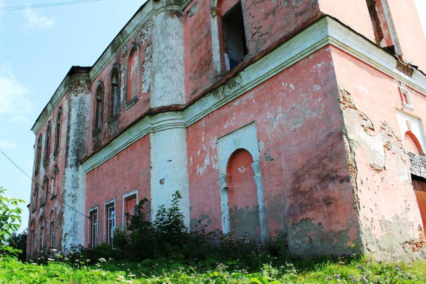 Церковь Прокопия Устюжского, Кунарское