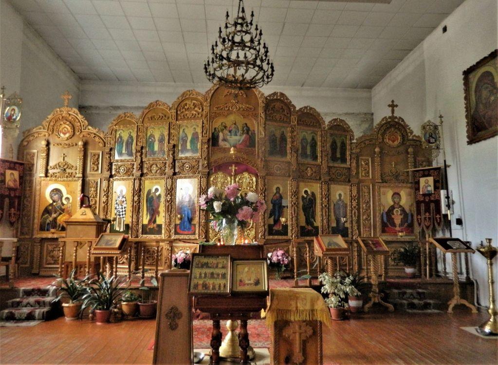 Церковь Николая Чудотворца, Мозырь