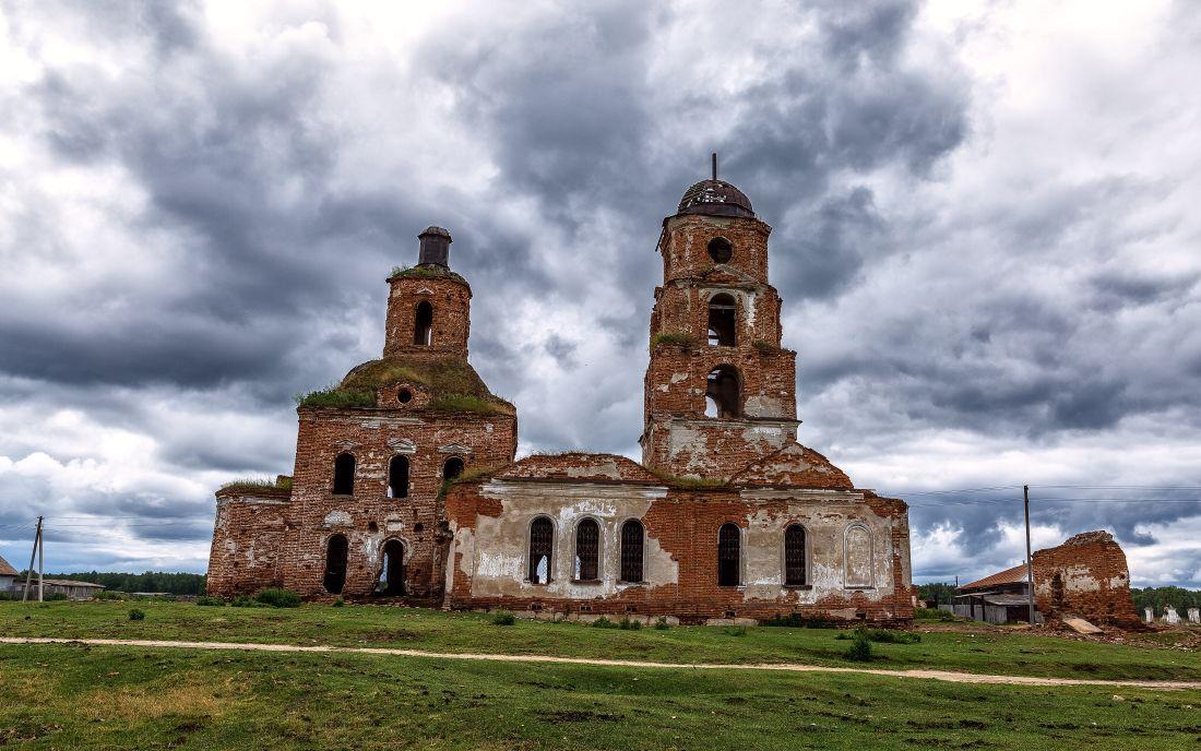 Церковь Петра и Павла, Нижнепетропавловское