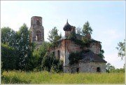 Церковь Воздвижения Креста Господня - Князево - Пошехонский район - Ярославская область