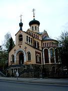 Марианске Лазне. Владимира равноапостольного, церковь