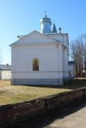 Церковь Николая Чудотворца - Муствеэ (Mustvee) - Йыгевамаа - Эстония