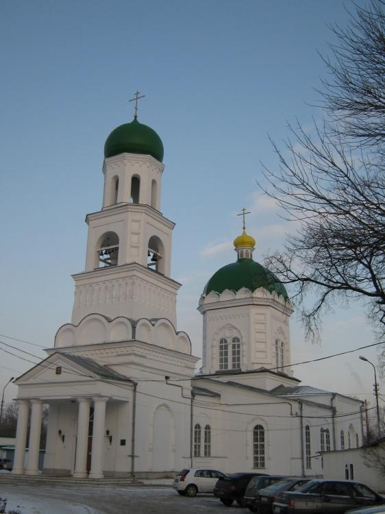 Кафедральный собор Троицы Живоначальной, Энгельс (Покровск)