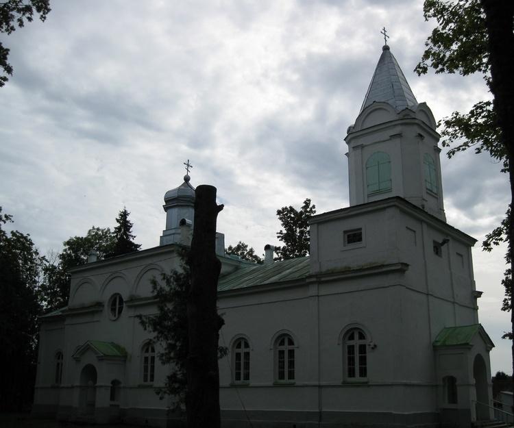 Церковь Николая Чудотворца, Муствеэ (Mustvee)