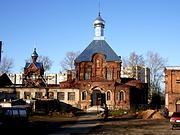 Тверь. Николая Чудотворца в Красной Слободе, церковь
