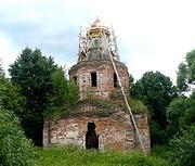 Церковь Николая Чудотворца - Фомищево - г. Алексин - Тульская область