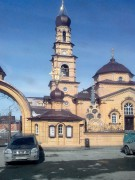 Церковь Николая Чудотворца - Курганово - Полевской район - Свердловская область
