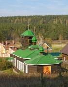 Церковь Николая Чудотворца - Раскуиха - Полевской район - Свердловская область