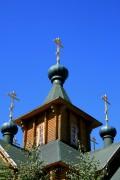 Церковь Спаса Преображения - Эжва - г. Сыктывкар - Республика Коми