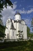 Церковь Покрова Пресвятой Богородицы - Шереметьевский - Мытищинский район, г. Долгопрудный - Московская область