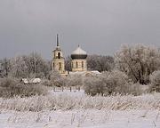 Церковь Воскресения Христова - Михайлов Погост - Дновский район - Псковская область