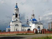 Новоуткинск. Успения Пресвятой Богородицы, церковь