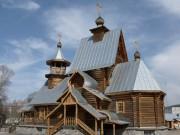 Кафедральный собор Макария Алтайского (Глухарева) - Горно-Алтайск - г. Горно-Алтайск - Республика Алтай