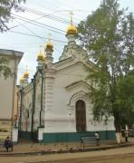 Томск. Александра Невского, церковь
