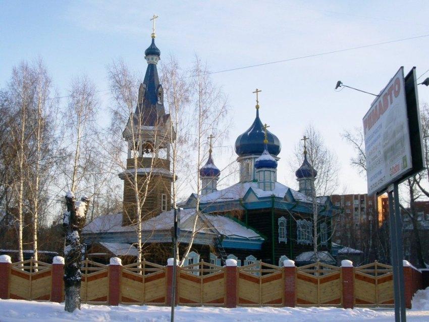 Церковь Успения Пресвятой Богородицы, Томск