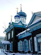 Церковь Успения Пресвятой Богородицы - Томск - г. Томск - Томская область