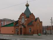 Церковь Серафима Саровского - Барнаул - г. Барнаул - Алтайский край