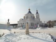 Верхние Серги. Введения во храм Пресвятой Богородицы, церковь