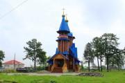 Церковь Тихвинской иконы Божией Матери - Атиг - Нижнесергинский район - Свердловская область
