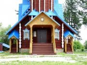 Атиг. Тихвинской иконы Божией Матери, церковь