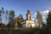 Церковь Воздвижения Креста Господня - Зеленцово - Вачский район - Нижегородская область