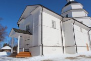 Церковь Илии Пророка - Цыпино - Кирилловский район - Вологодская область