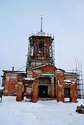 Церковь Рождества Христова - Липовское - Режевской район - Свердловская область