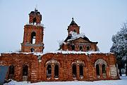 Церковь Воздвижения Креста Господня - Леневское - Режевской район - Свердловская область