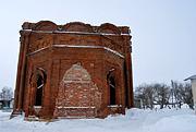 Церковь Троицы Живоначальной - Хромцово - Белоярский район - Свердловская область