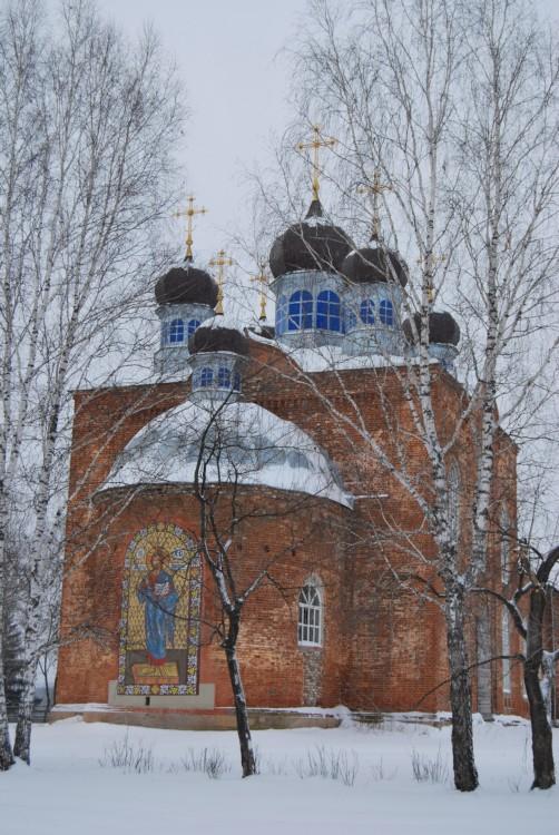 Церковь Троицы Живоначальной, Черноусово