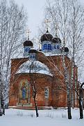 Церковь Троицы Живоначальной - Черноусово - Белоярский район - Свердловская область