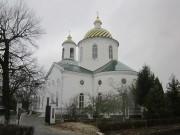 Суджа. Троицы Живоначальной и Вознесения Господня, церковь