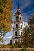 Церковь Спаса Преображения - Порздни - Лухский район - Ивановская область