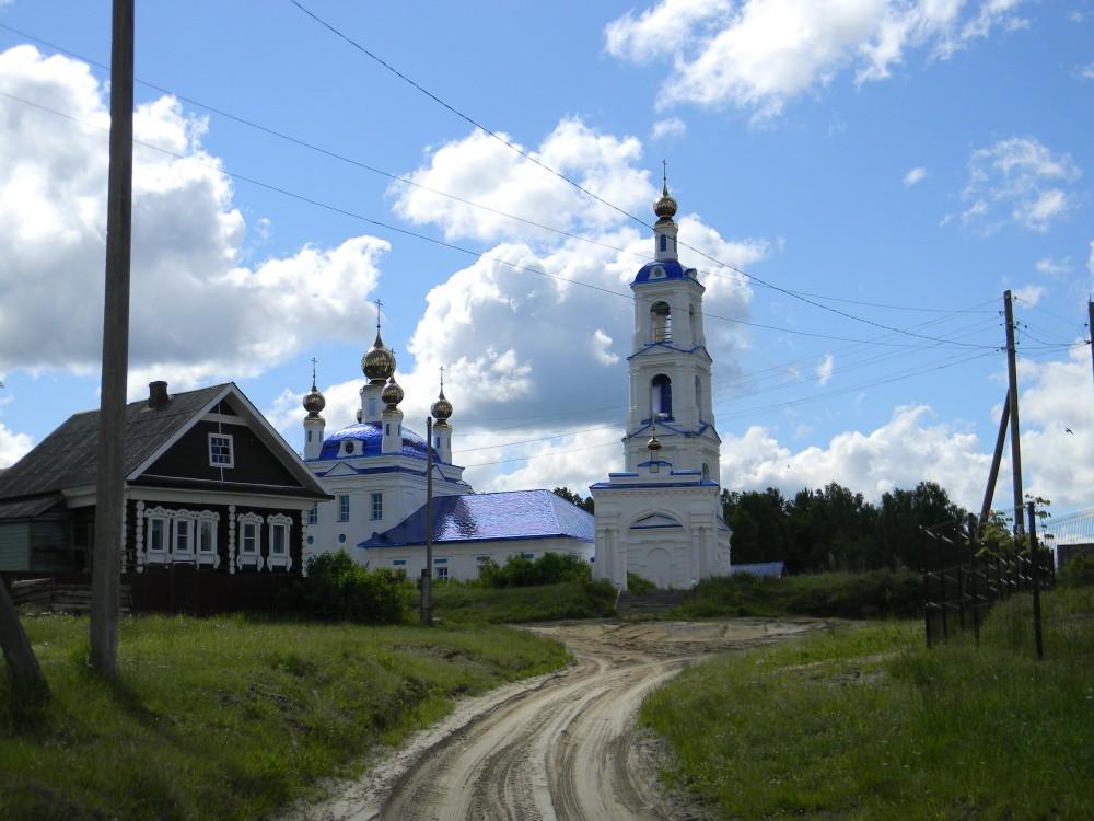 Церковь Покрова Пресвятой Богородицы, Добрица
