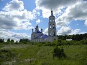 Церковь Покрова Пресвятой Богородицы - Добрица - Лухский район - Ивановская область